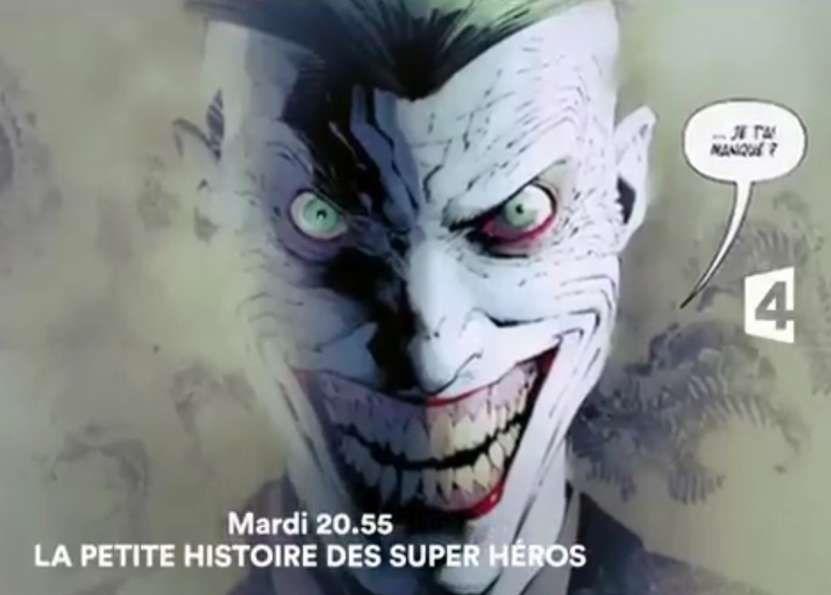 """Le documentaire """"La Petite Histoire des super-héros"""", ce soir sur France 4"""