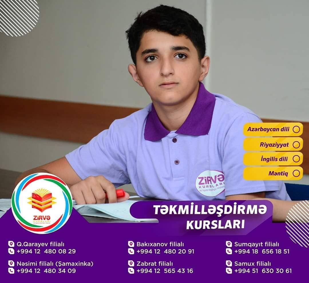 Azərbaycan Diliriyaziyyat Ingilis Dili Və Məntiq Fənləri Uzrə Cətinlik Cəkən 5 6 7 Və 8 Ci Sinif Dili Education Incoming Call Screenshot