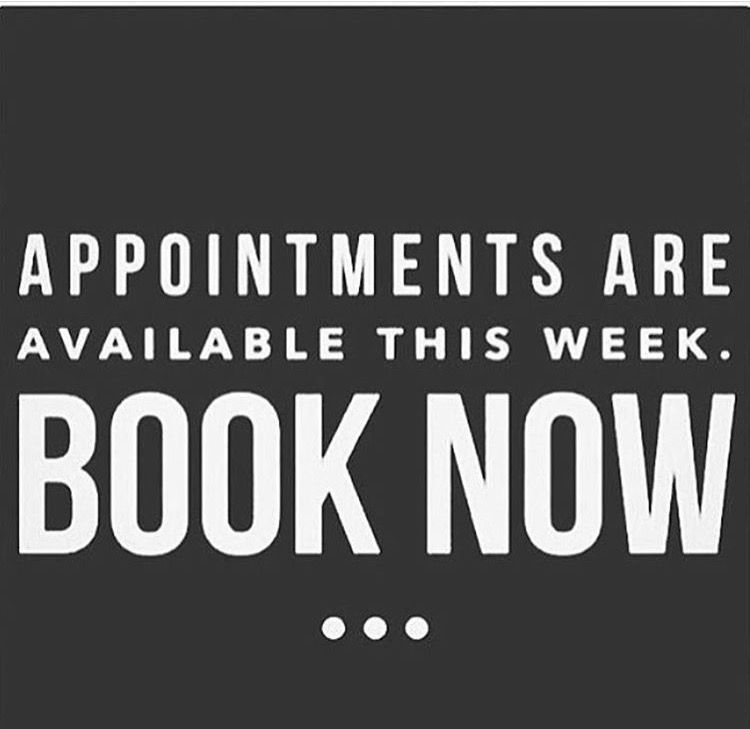 Open Appointments At Innovative Aesthetics Don T Last Long So Hurry Hair Salon Quotes Salon Quotes Hair Quotes