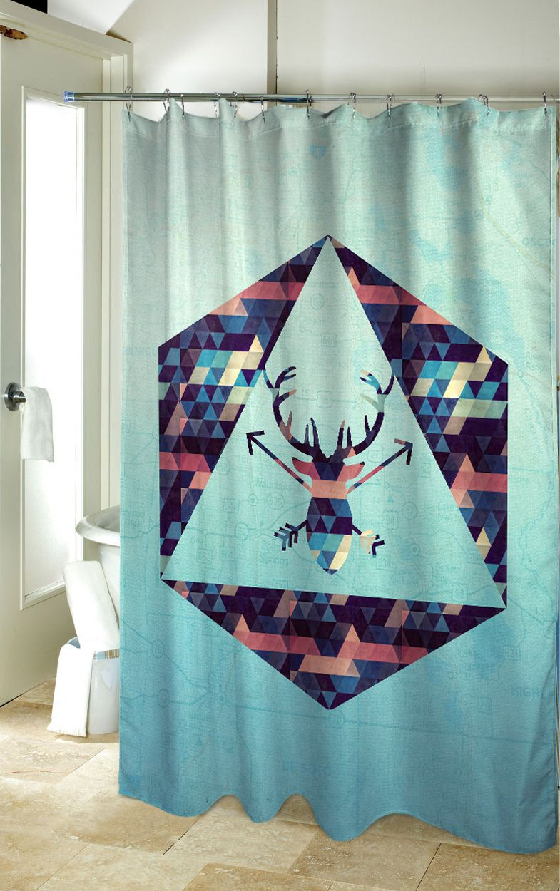 Custom Printed Shower Curtains For The Bathroom Design Your Own Artwork Print It On