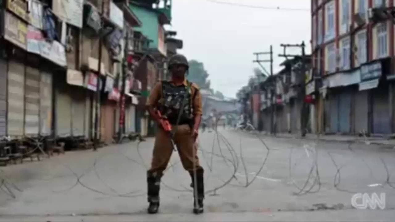Kashmir A bitter dispute - CNN report Kashmir Issue 2016