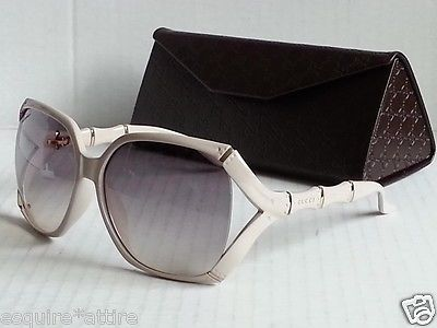 22d7f886d20 GUCCI women sunglasses GG3508 butterfly pearl ITALY NWT