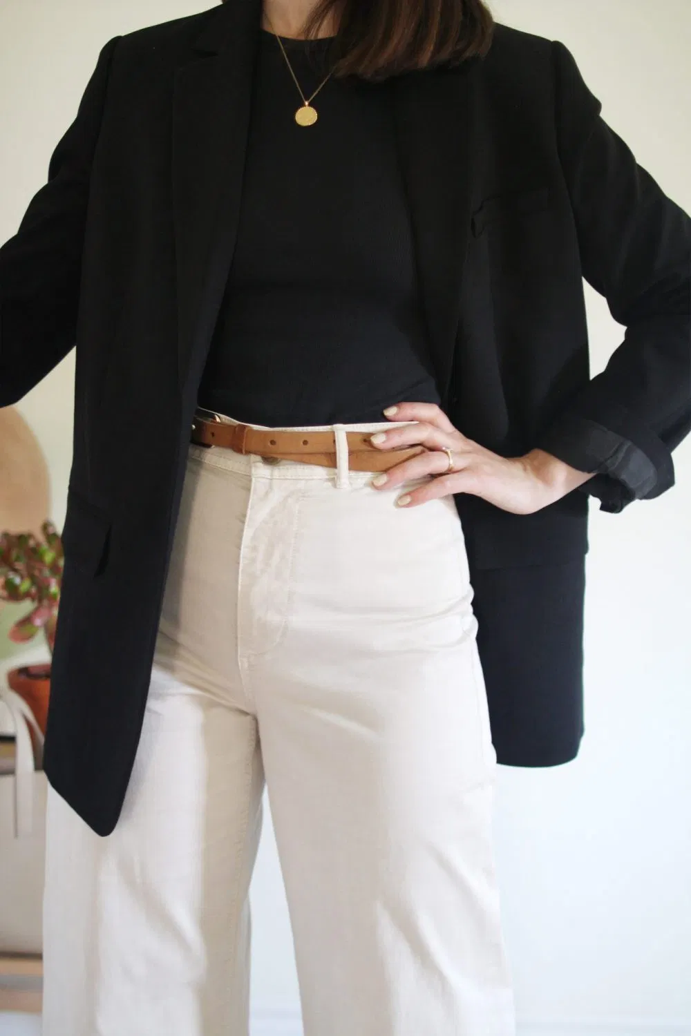 FALL STAPLES WITH EVERLANE – \ Style Bee Blog //