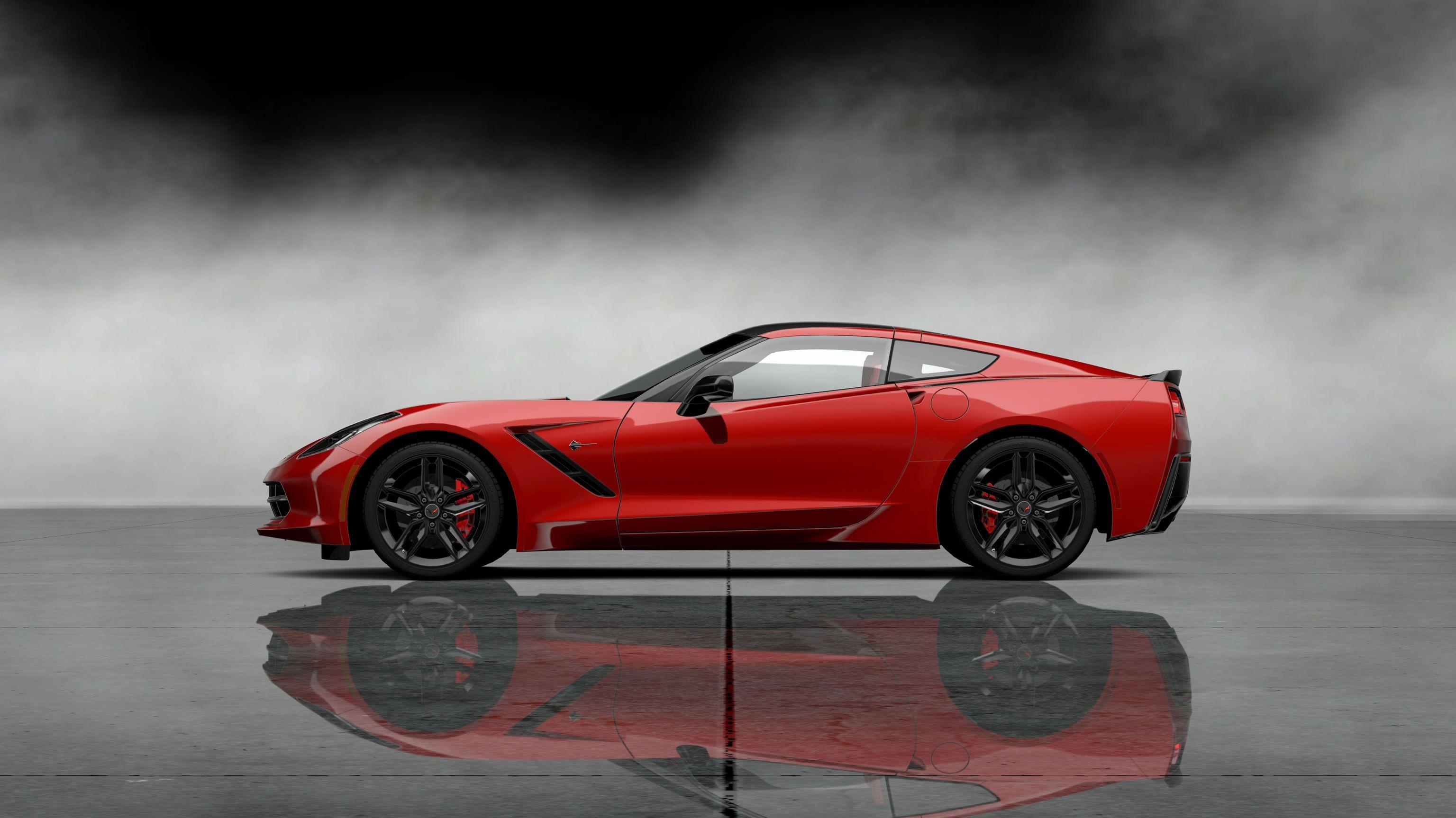 2014 corvette stingray body style photo