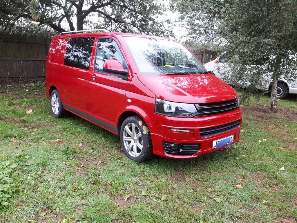 My Van Vw Bus Fahrzeuge Kfz