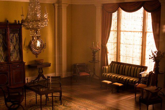 Pennsylvania Drawing Room, 1834-36 | Flickr - Photo Sharing!