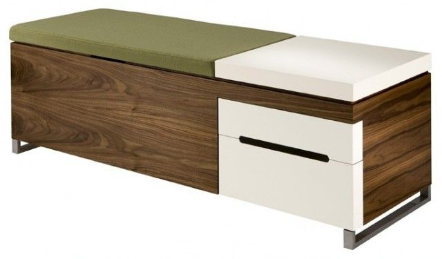 Wonderful Find This Pin And More On Entryway By Ellajubjub. Modern Shoe Storage Bench  ...