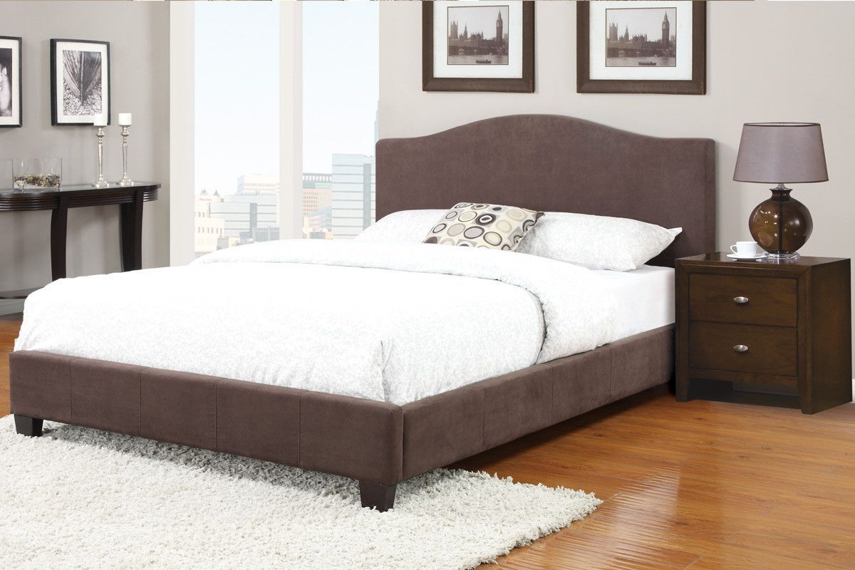 Queen Bed F9251-Q Go beyond the traditional scope of your ...