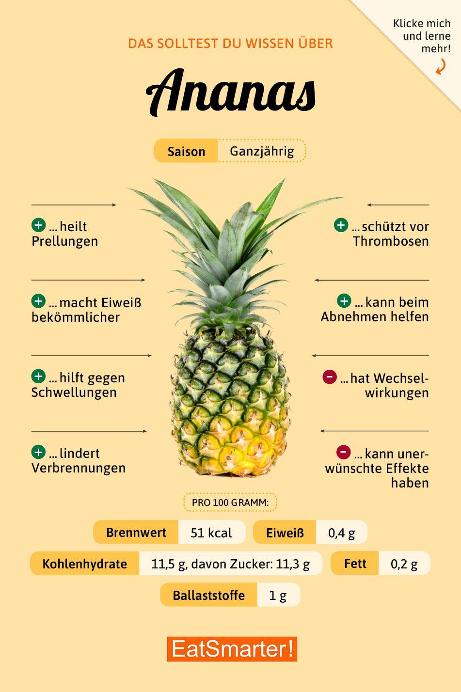 Ananas mit Haferflocken zur Gewichtsreduktion