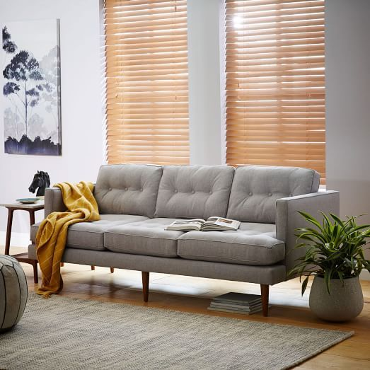 Nice West Elm Couch Reviews Awesome West Elm Couch Reviews 79 For Living Room So Vintage Mid Century Furniture Contemporary Sofa Mid Century Modern Furniture