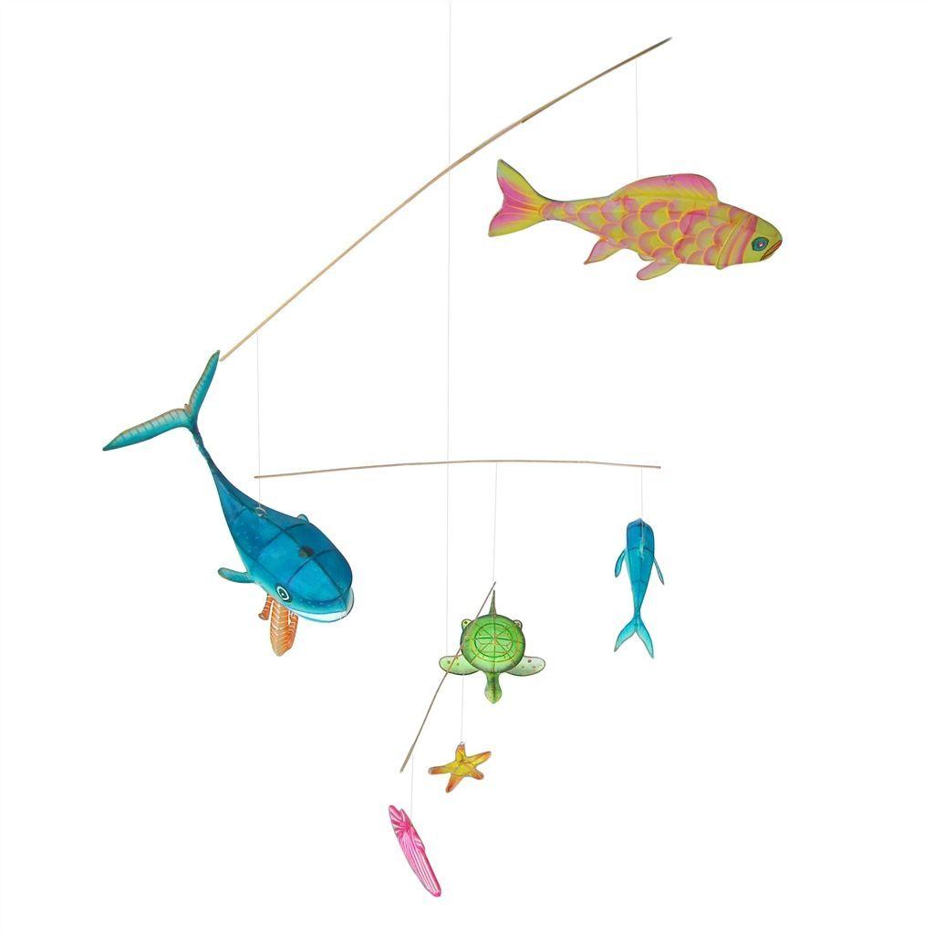 Fish Mobile   Designers Guild