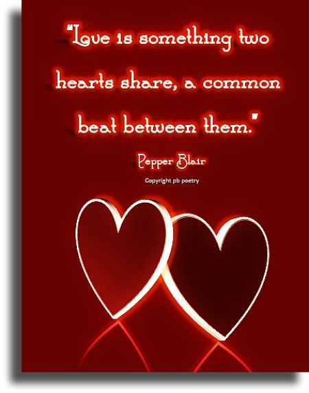 Wwwlove Quotes Inspiration Common Beat Picture Quotepepper Blair Httpwww.lovepb