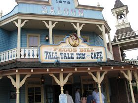 The Recipes of Disney: Chicken Salad Of The Wife Of Kit Carson- Pecos Bills