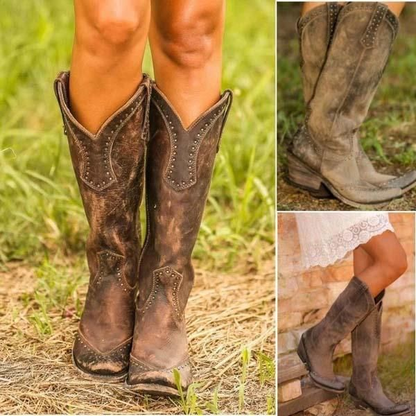 Boots, Vintage cowboy boots, Western boots