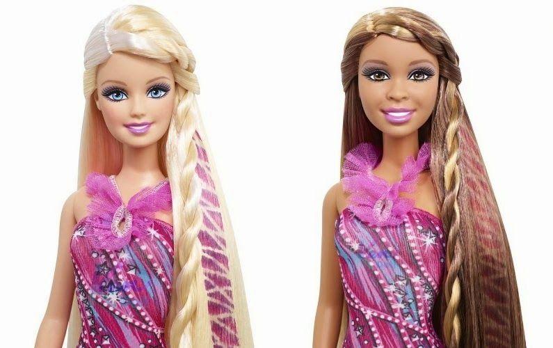barbie hair tattoo | Barbie Hair Tattoos 2014