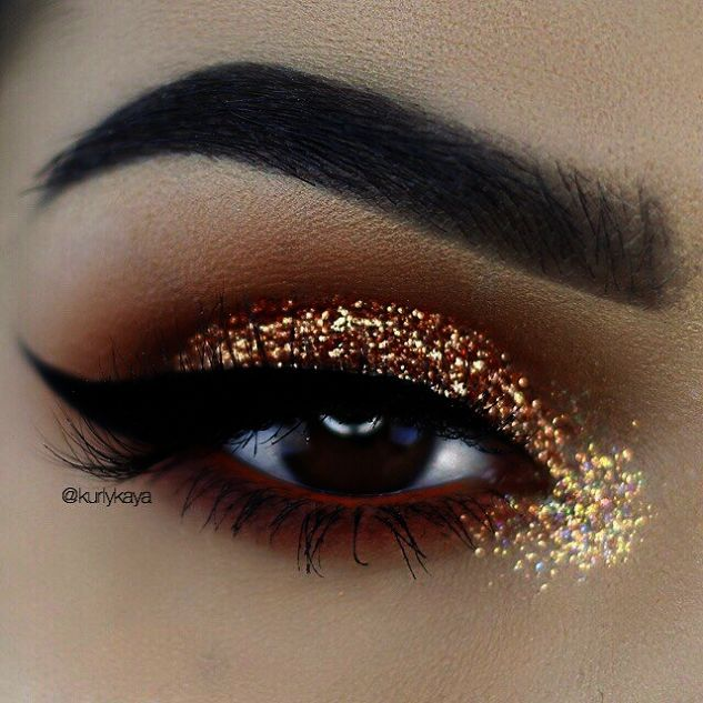Ah > Beautiful Eye Makeup For Dark Brown Eyes xo
