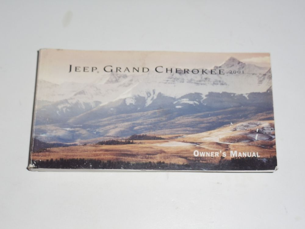 2001 jeep grand cherokee owners manual book owners manuals rh pinterest com 2001 jeep grand cherokee owners manual free download 2001 jeep grand cherokee laredo owners manual