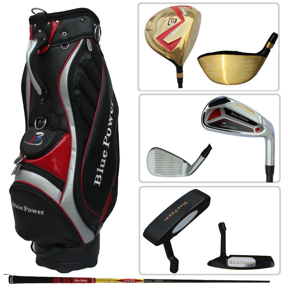 Mens Blue Power Credit-Y Premium Quality Golf Club Set - $595.00 #onselz