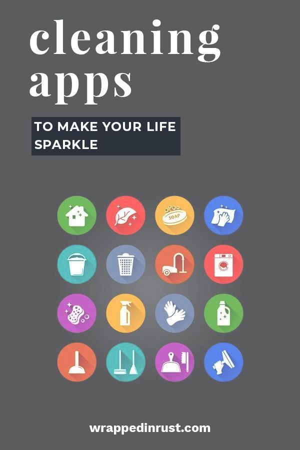 Cleaning Apps To Make Your Life Sparkle in 2020 House