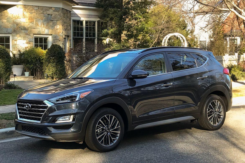 2019 Hyundai Tucson Review Updates Freshen Journeyman