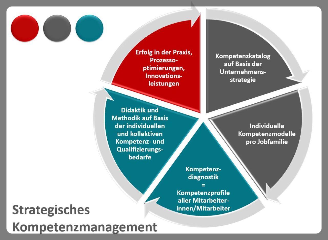 Strategisches Kompetenzmanagement. Competence Generation. Scholz Christiana.