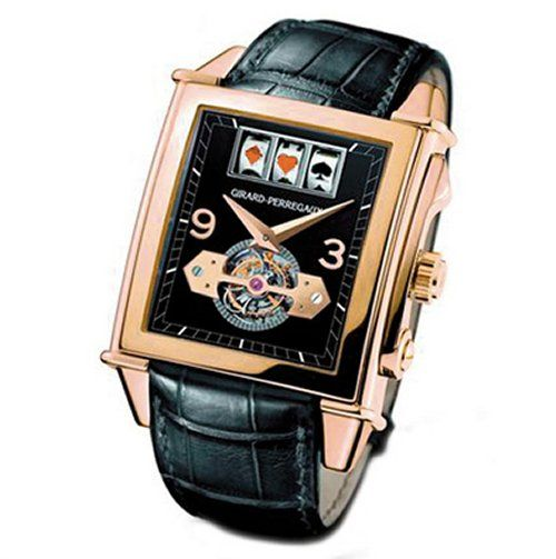 Ultimate gamblers slot-machine watch sells for $625,000
