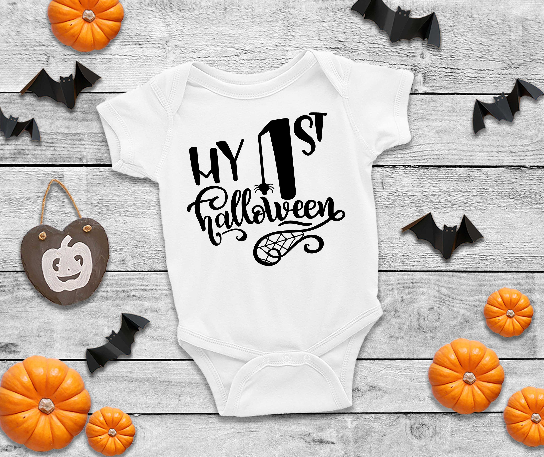 baby halloween BOO Halloween onesie halloween boy halloween BOO pumpkin halloween bodysuit my 1st halloween,