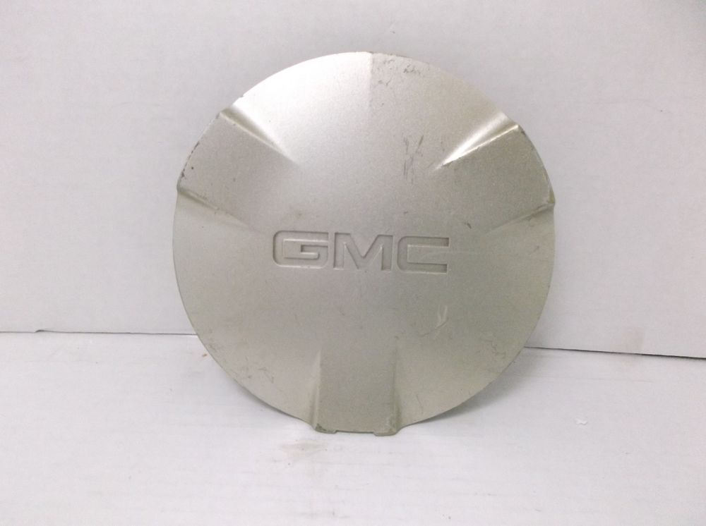 2002 2003 Gmc Envoy Xl Wheel Center Cap P N 9593388 Silver Oem C358 Gmc Gmc Envoy Gmc Wheel