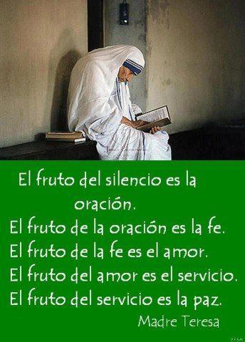 Madre Teresa De Calcuta Madre Teresa De Calcuta Frases Pinte