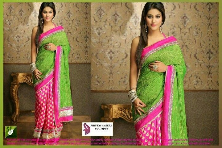 BOLLYWOOD REPLICA STREET (With images) | Saree designs ...