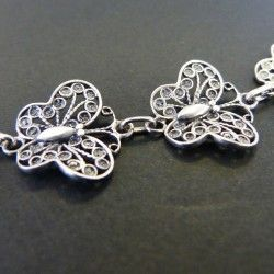 4 pcs laiton haute qualité charme floral feuille, pendentif
