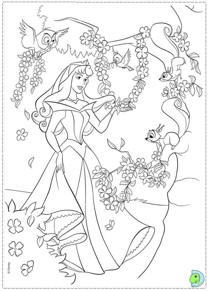Sleeping Beauty Coloring Page Aurora Coloring Page Sleeping Beauty Coloring Pages Disney Coloring Pages Disney Princess Coloring Pages