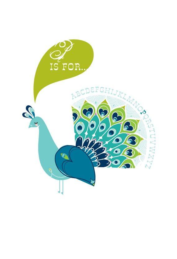 Peacock-a-bet