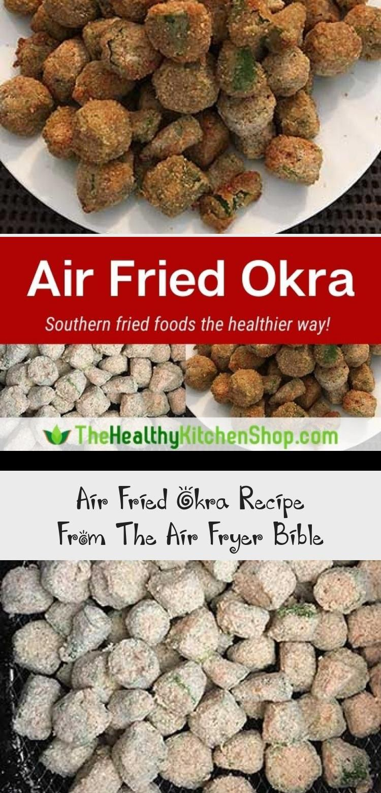 Check out this air fryer recipe from The Air Fryer Bible