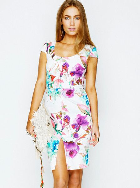 TALULAH - Sunlit Garden Dress in store and online at www.emclothing.com now!
