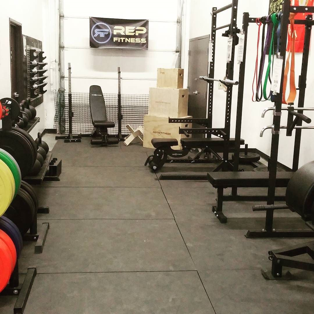 Our showroom is a lot more full now a days! by repfitnessequipment