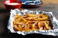 Sweet Potato Fries with Cajun Dipping Sauce - Cuisine Noir Magazine
