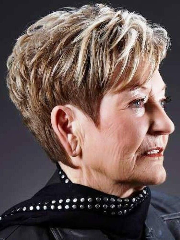 Hairstyles Women Over 60 Fine Hair Short Hairstyles