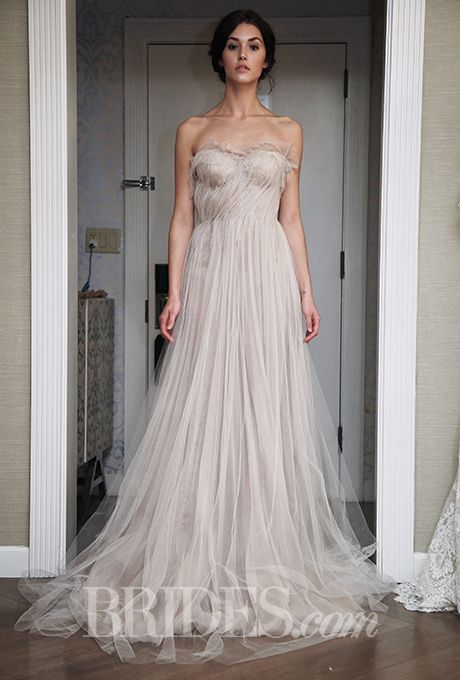 Brides Samuelle Couture Wedding Dresses Fall 2015 Bridal Runway Shows