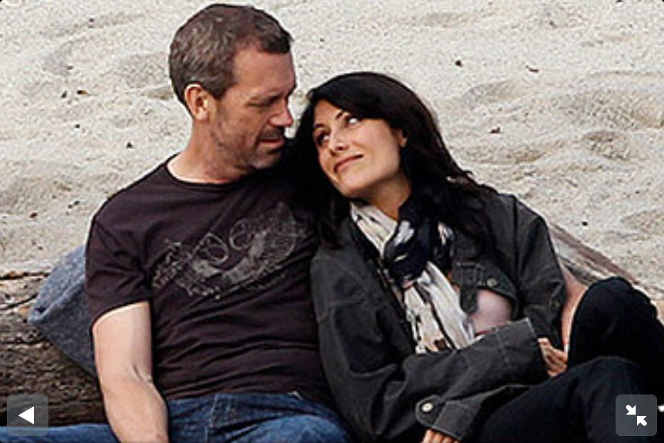 House and cuddy dating in real life