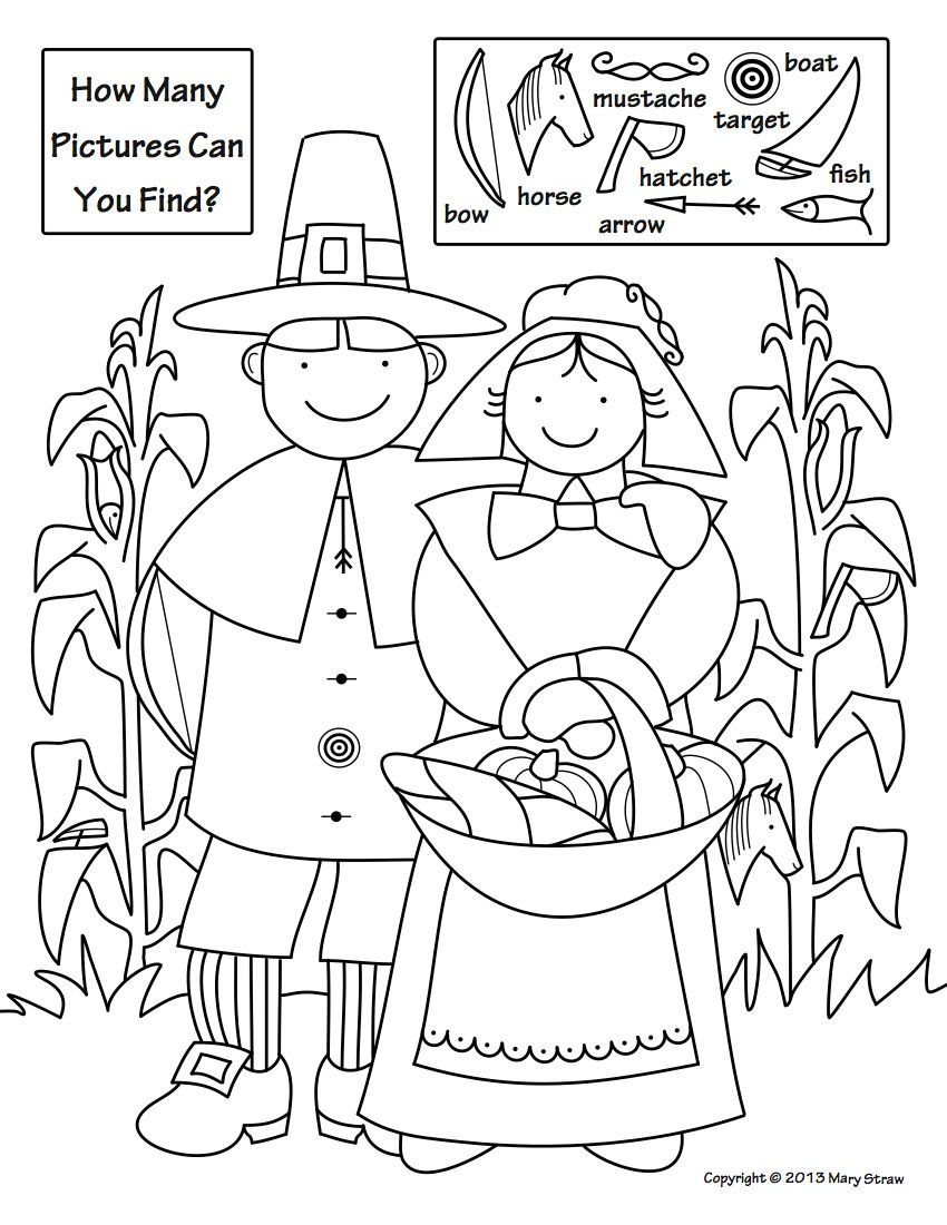 Thanksgiving activity coloring pages thanksgiving thanksgiving