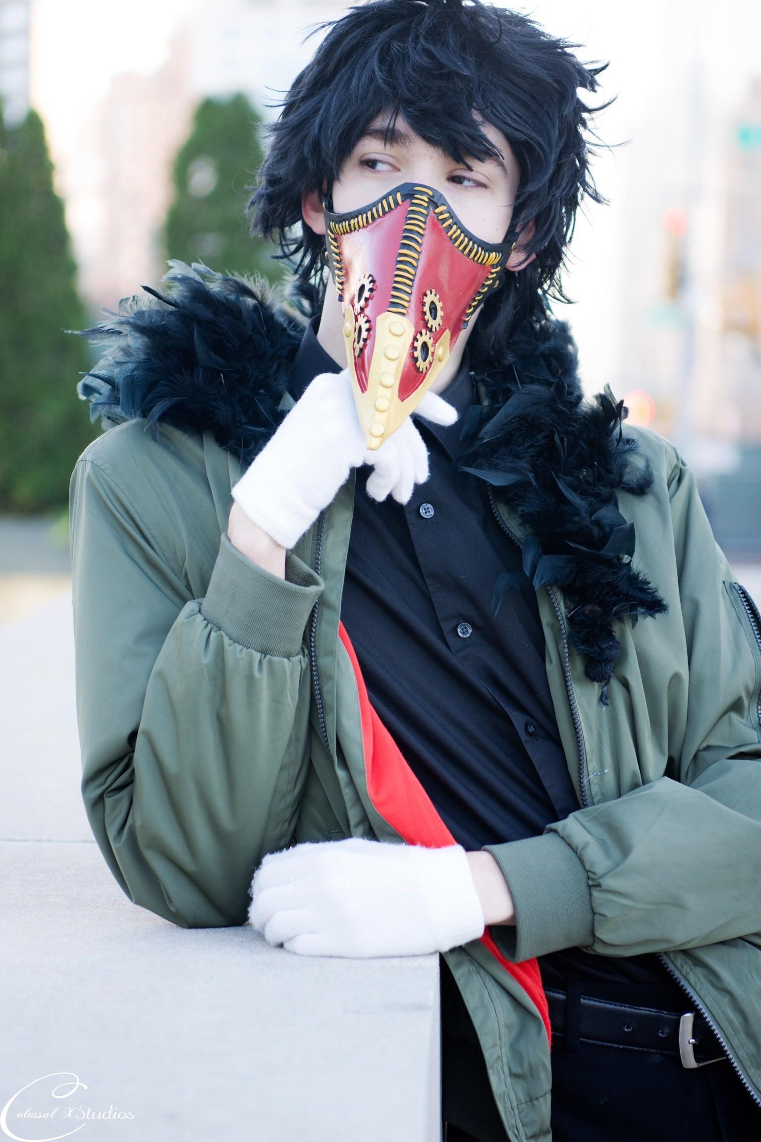 [Self] Overhaul from My Hero Academia at AnimeNYC My