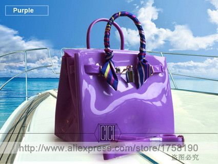 4d47e61f97e7 luxury handbags women bags high quality Jelly bags PVC waterproof beach  tote Casual bag