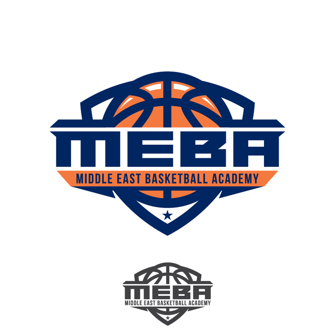 freelance project design a powerful basketball logo for the middle