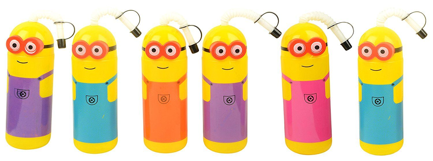 Buy LAXMI COLLECTION PACK OF 6 MINIONS SIPPERS RETURN GIFTS FOR KIDS BIRTHDAY PARTIES Online At Low Prices In India