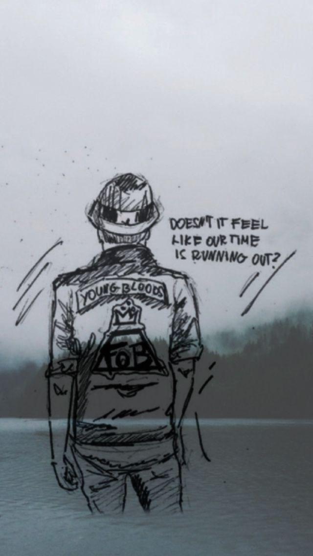 Mania Fall Out Boy Wallpaper Patrick Stump The Phoenix Lock Screen Emo Trinity Fall