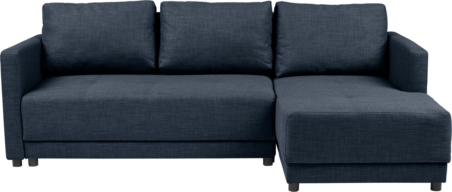 Brock Platform Sofa Bed, Navy From Made.com. Blue. NEW They Said You Needed  To Blow The Budget For A Quality Storage Sofa Bed. But We Know Better. W..