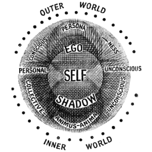 In Jungian Psychology The Shadow Is Part Of The Unconcious Mind