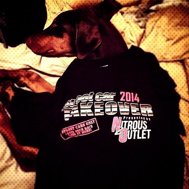 Throw back Thursday when I use to spoil the dog and cover him up even he didnt feel good
