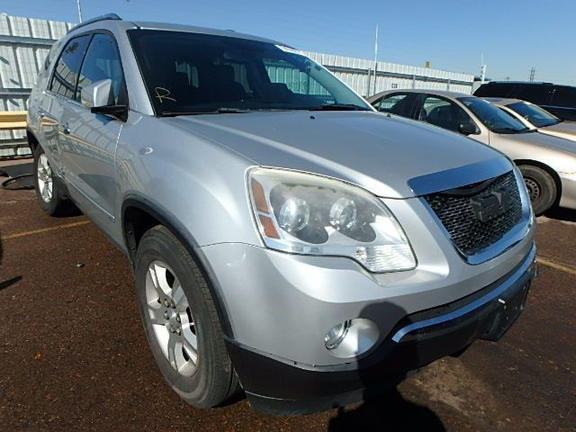 2009 Gmc Acadia Slt 3 6l 6 For Sale At Copart Auto Auction